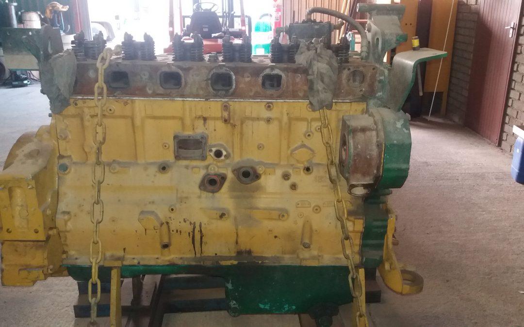 Cat 3406 Engine 70V Series Earth Broker